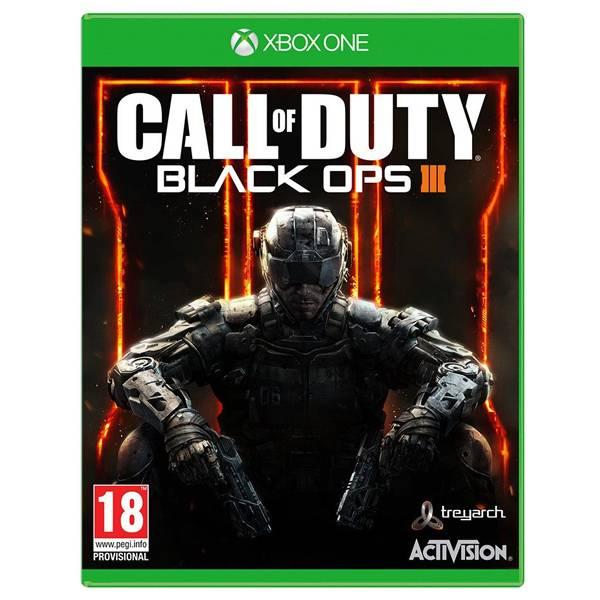 XBOX ONE 決勝時刻 黑色行動 3*中英版*Call of Duty: Black Ops III XONE,決勝時刻,黑色行動 3,亞英版,Call of Duty,Black Ops III,COD,XBOXONE,微軟,X1