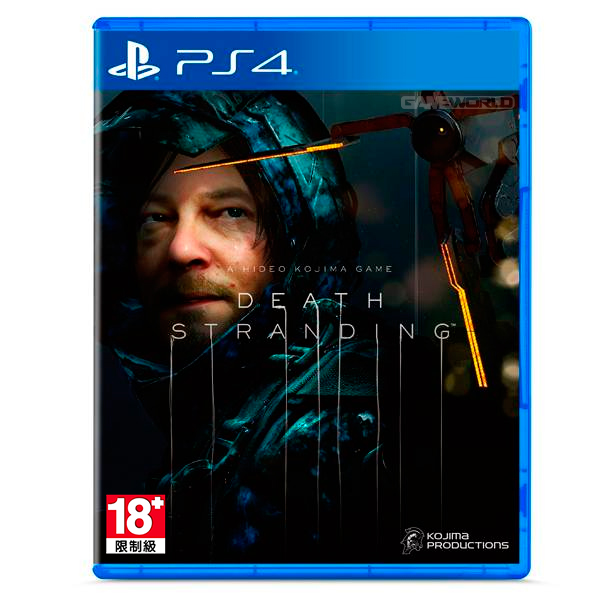 PS4 死亡擱淺 Death Stranding / 中文 一般版 / 死亡之絆 預購,PS4,死亡之絆,死亡擱淺,中文版,一般版,小島秀夫,Death Stranding,諾曼·李杜斯,陰屍路