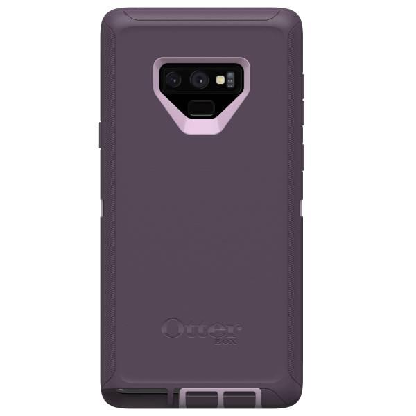 【年終出清 全新品】Samsung Galaxy Note9 OtterBox Defender 防禦者系列保護殼 【葡萄紫】螢幕通空設計版 S9+,手機殼,保護殼,軍規,防摔,OtterBox,Samsung,XS,11,Galaxy,