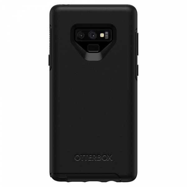 【年終出清 全新品】Samsung Galaxy Note9 OtterBox Symmetry Series Clear 炫彩幾何透明系列 保護殼 【黑色】 S9+,手機殼,保護殼,軍規,防摔,OtterBox,Samsung,XS,11,Galaxy,