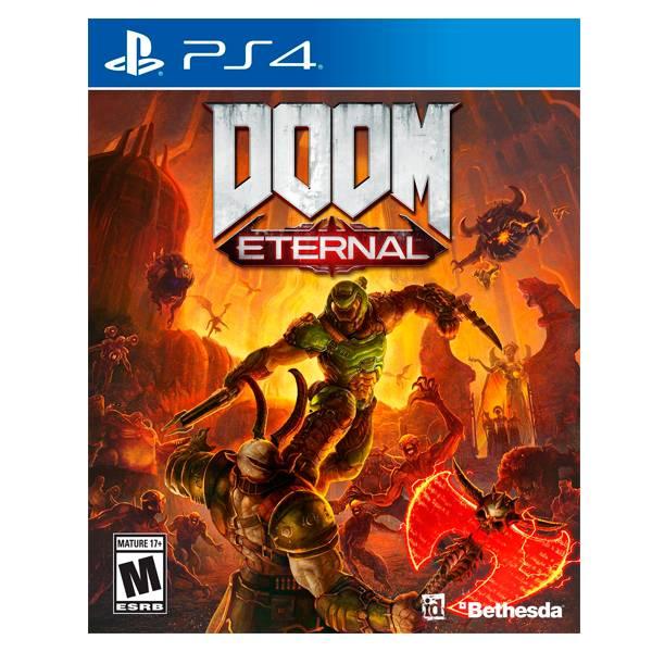 【預購】PS4 毀滅戰士:永恆 / 中文一般版 PS4,NS,毀滅,中文版,戰士,角色扮演,第一人稱,永恆,惡魔戰士,DOOM,對戰