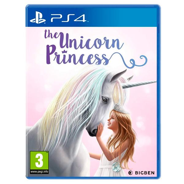 PS4 獨角獸公主 / 中文版 NS,PS4,養殖,牧場,角色扮演,中文版,獨角獸,歐洲,女孩,馬