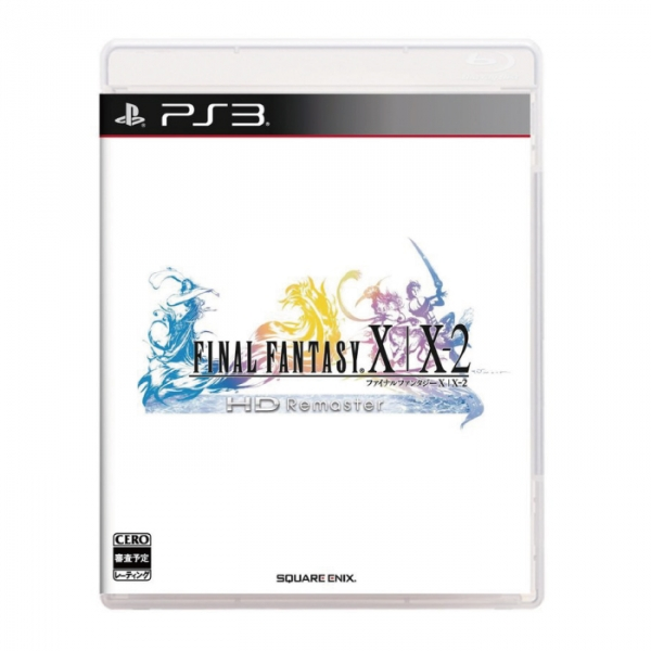 PS3 太空戰士10 / 10-2 亞日版 Final Fantasy X / X-2 Remaster