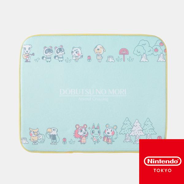 動物森友會 / 吸水 地墊 / Nintendo TOKYO 動物森友會,吸水墊,聚酯,廚房,桌子,周邊小商品,Nintendo,TOKYO,動森,日本