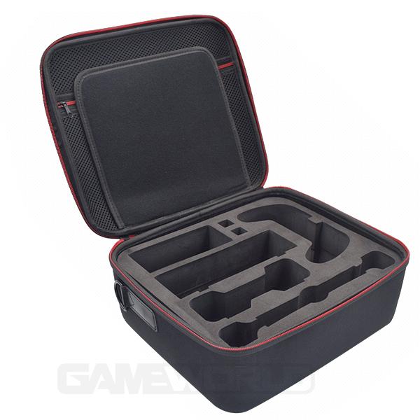 NS 旅行 硬殼收納 旅行包 // 手提 + 肩背 背包 // 原廠品質 // Nintendo Switch NS,任天堂,Nintendo Switch,Switch,硬殼包,大容量,攜帶,旅行包,主機收納,保護包