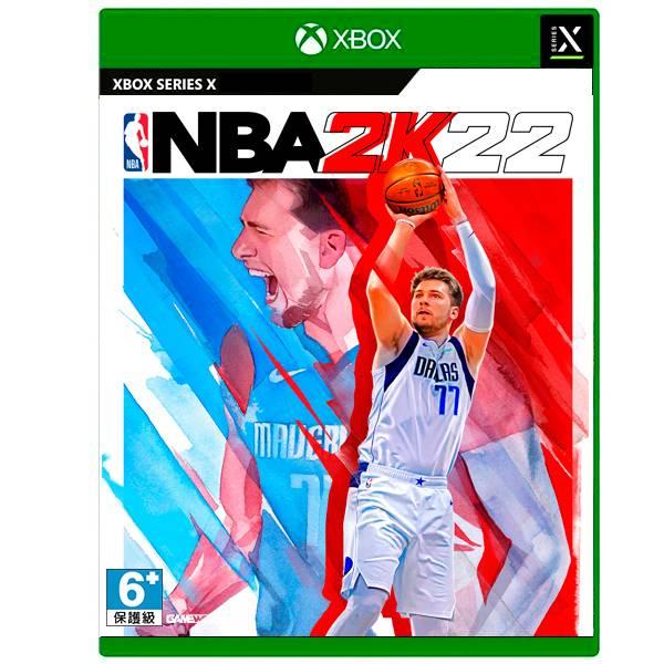 XSX NBA 2K22 / 中文 一般版 NS,PS4,XBOX,PS5,XSX,NBA,2K22,中文版,2K,籃球
