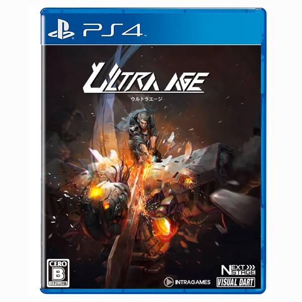 【預購】PS4 終極時代 Ultra Age / 中英文版 PS4,NS,終極時代,Ultra Age,中英文版,惡魔獵人,動作,過關,韓國版惡魔獵人