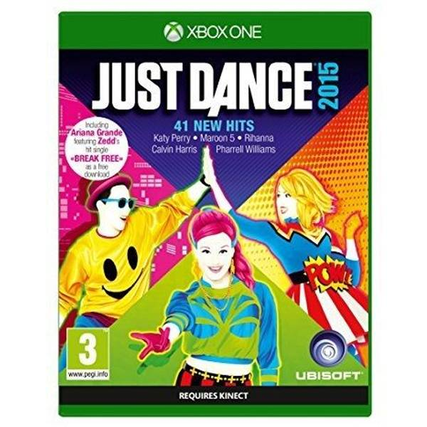 XBOXONE 舞力全開 2015*亞英版*Just Dance 2015 XBOXONE,舞力全開,2015,亞英版,Just Dance 2015,XBOXONE,微軟,X1