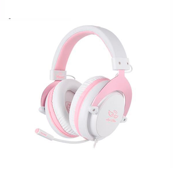 賽德斯SADES Mpower Angel Edition 玫瑰金天使限量版 耳機麥克風 賽德斯,SADES, Mpower Angel Edition,玫瑰金天使限量版,伸縮隱藏式麥克風,電競,耳機,麥克風