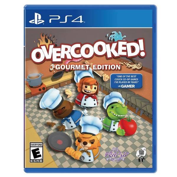 PS4 地獄廚房 煮過頭 美食版 ※英文版※ overcooked PS4,地獄廚房,煮過頭,美食版,英文版,overcooked