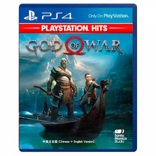 PS4 戰神 ※ 中文版※ God of War / HITS版 PS4,預購,戰神,中文,一般版,God of War,GodofWar,奎爺