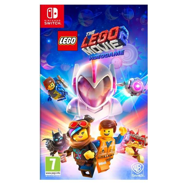 NS 樂高玩電影 2  // 中文版 //  The Lego Movie Videogame 2 NS,LOGO,樂高,樂高玩電影,蝙蝠俠,SWITCH,Nintendo,The Lego Movie Videogame