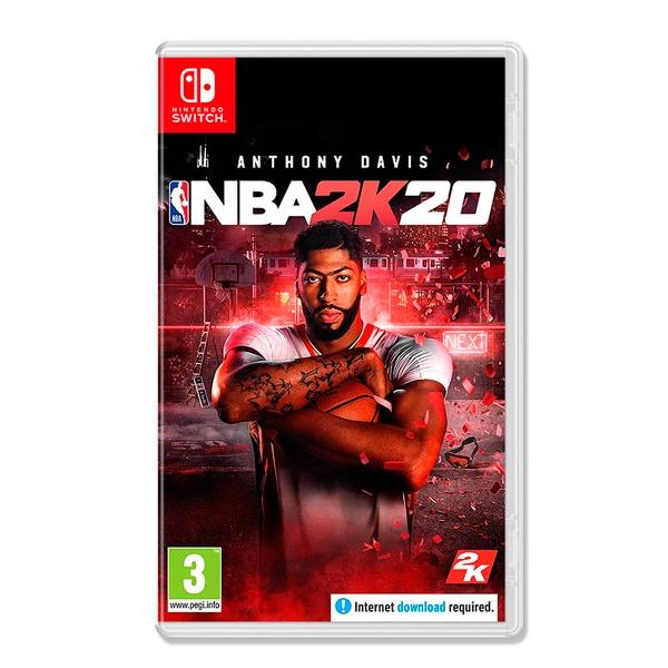 NS NBA 2K20  一般版 / 中文版 PS4,NS,運動,中文版,動作,籃球,2K20,角色扮演,球類