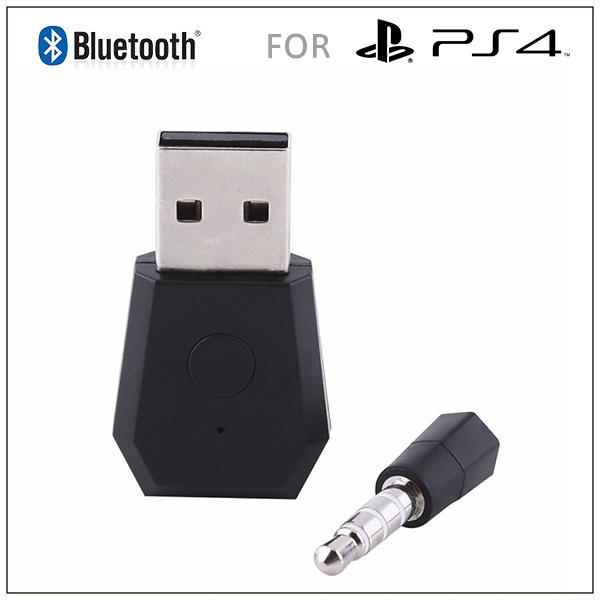 PS4 耳麥 藍芽接收器 ※ 適用 市售其他品牌藍牙耳機 接應PS4使用 ※ 麥克風 藍芽4.0 高音質 dongle 配適器 PS4,耳麥,音效卡,接收器,藍牙耳機,麥克風,藍芽,高音質,dongle,配適器