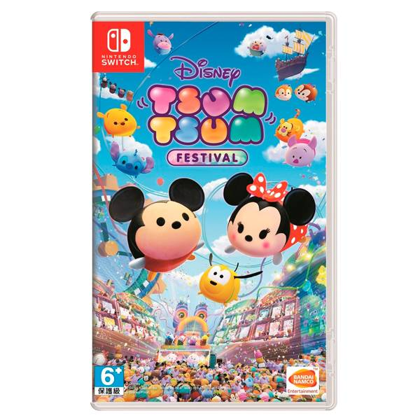 NS 迪士尼 Disney Tsum Tsum 嘉年華 / 中文版 PS4,NS,迪士尼,多人,tsum,趴趴,disney,預購,可愛,中文版