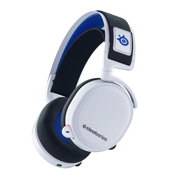SteelSeries ARCTIS 7P【白色】無線 耳機 / PS5 完美搭配 / 台灣公司貨 SteelSeries,ARCTIS 7P,無線,降噪,台灣公司貨,暴風 3D 音效技術,電競,Tempest 3D AudioTech,PC,SWITCH,PS4,PS5,XBOX