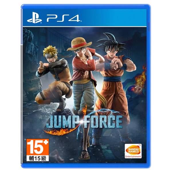 PS4 JUMP FORCE // 中文 一般版 //   PS4,JUMP,FORCE,週刊少年 Jump,航海王,火影忍者,七龍珠,JUMP FORCE,中文版