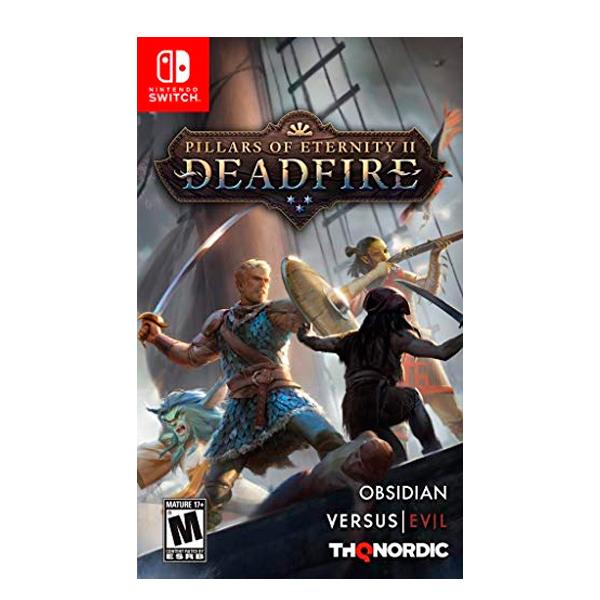 NS 永恆之柱 2 死之火焰 / 簡中英文版 PS4,NS,永恆之柱,中文版,英文版,角色扮演,角色客製化,自由性,探險,冒險