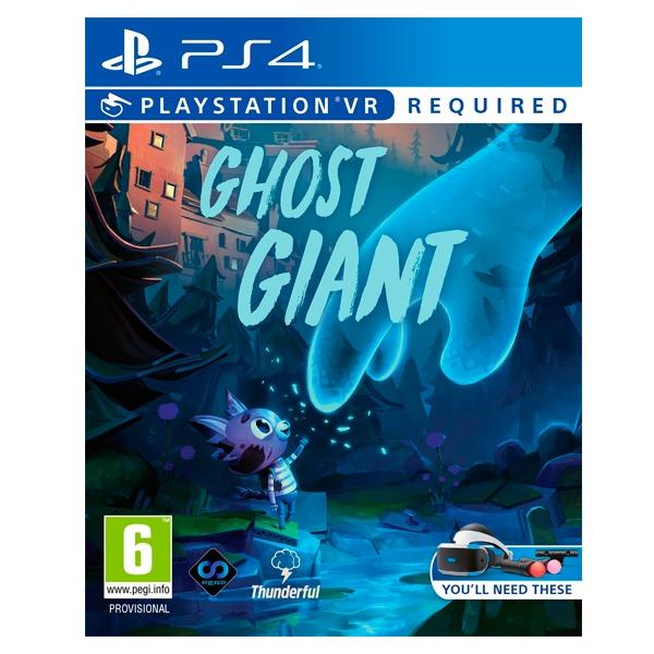 PS4 鬼魂巨人 Ghost Giant / 亞英版 預購,PS4,VR,鬼魂巨人,Ghost Giant,動作,鬼魂,巨人,娃娃屋,E3