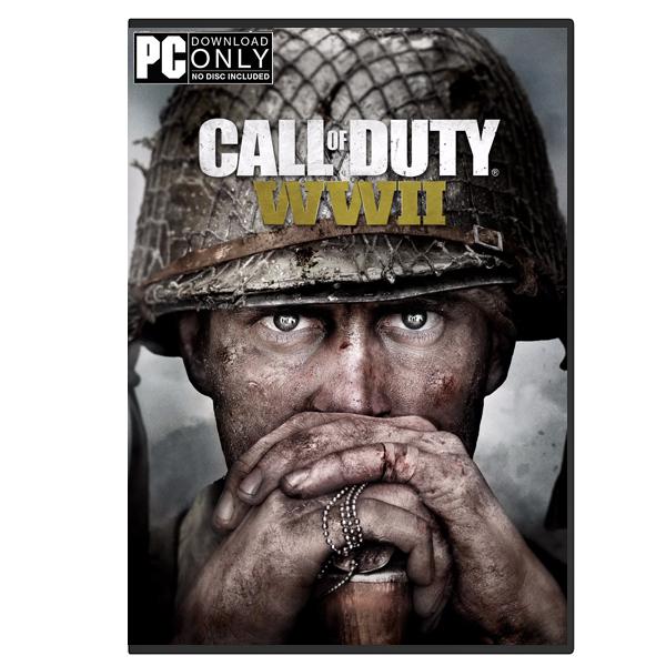 PC 決勝時刻:二戰*繁體中文版*Call of Duty: WWII PC,決勝時刻,二戰,亞英版,Call of Duty,WWII,COD