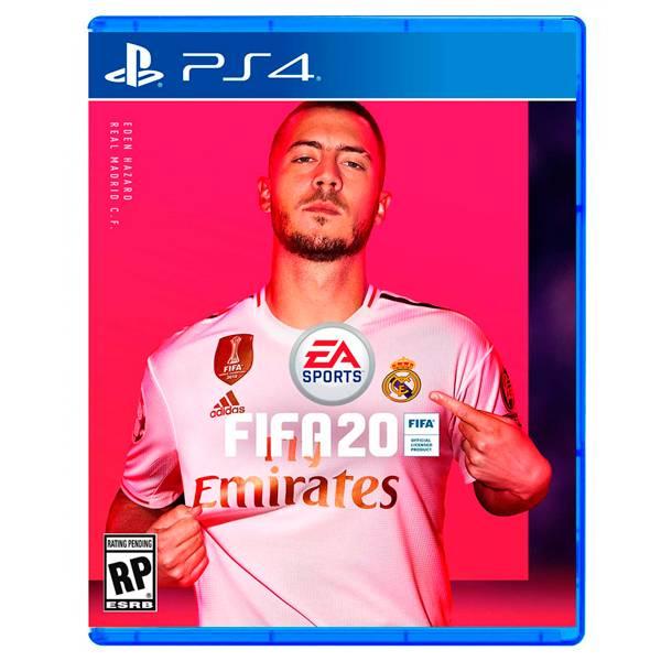 【預購】PS4 FIFA 20 / 中文 一般版 / 世界足球 PS4,NS,FIFA,FIFA20,中文版,足球,梅西,世界足球,VOLTA,EA