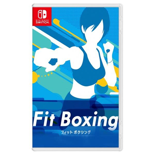 【二手】NS 減重拳擊 // Fit boxing // 日本版 // Nintendo Switch  2手,寄賣,中古,二手,PS4,中文版,一般版,減重拳擊,fit,boxing,NS,PC,