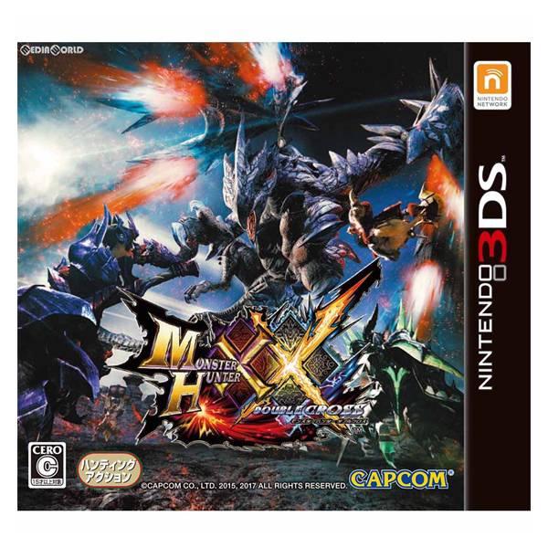 3DS 魔物獵人 MHXX ※日規機用※ Monster Hunter  NEW 3DS,3DS遊戲,魔物獵人XX,MHS XX,日規機用,Monster Hunter,魔物獵人,MH,MHXX