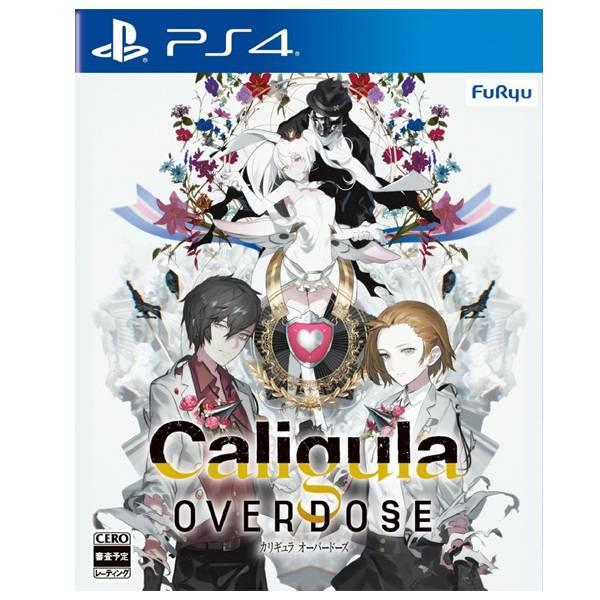 PS4 Caligula Overdose // 中文 一般版 // 卡利古拉 PS4,卡利古拉,Caligula Overdose,中英合版,動作,劇情,RPG,中文版