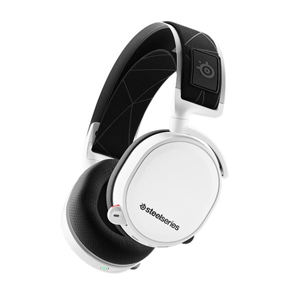 SteelSeries ARCTIS 7【白色】無線 耳機 / 台灣公司貨 SteelSeries,ARCTIS 7,有線,耳機,3.5mm,無線,降噪,台灣公司貨,海盜船,電競,DTS Headphone,PC,SWITCH,PS4,PS5,XBOX