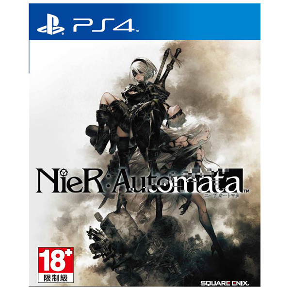 PS4 尼爾 自動人形 年度版 // 中文版 // NieR Automata PS4,尼爾,自動人形,日英文合版,NieR,Automata