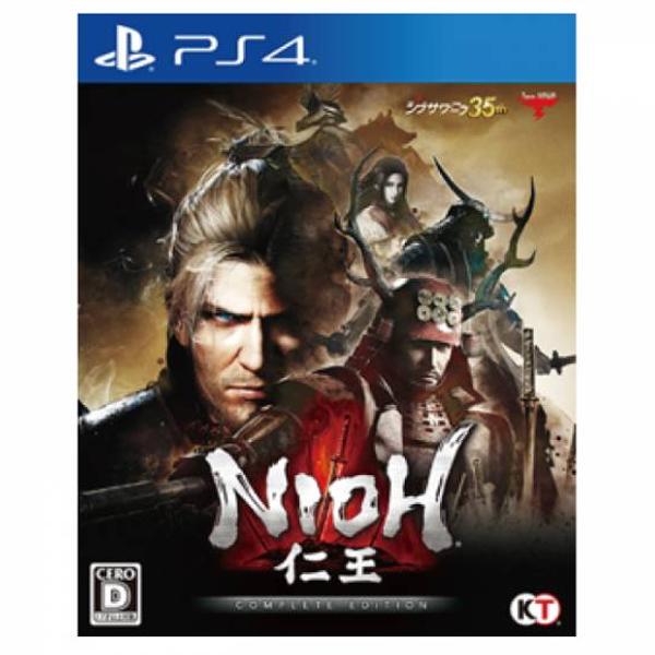 PS4 仁王 完全版 ※ 中文版 ※ Nioh Complete Edition PS4,仁王 完全版,中文版,Nioh,Complete Edition
