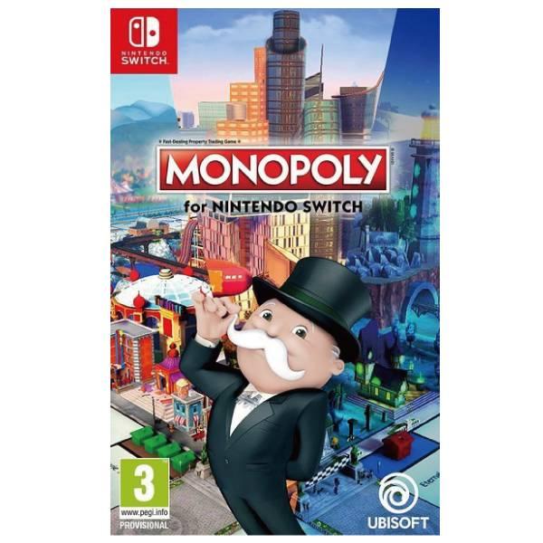 【二手】NS 地產大亨 for Nintendo Switch*英文版*Monopoly 2手,寄賣,中古,二手,PS4,惡靈古堡,啟示 2,中文版,BIOHAZARD REVELATIONS 2,BIO