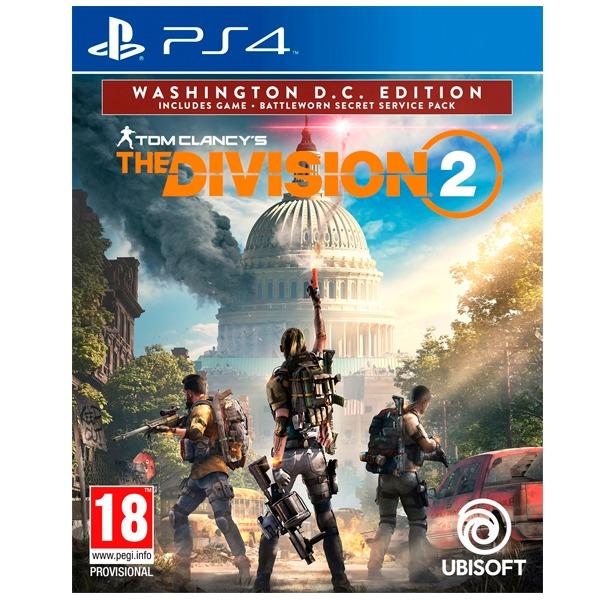 【二手】PS4 湯姆克蘭西:全境封鎖 2 // 中文 華盛頓特區 版 // The Division PS4,湯姆克蘭西:全境封鎖 2,中文,一般版,The Division,湯姆克蘭西,全境封鎖,Division