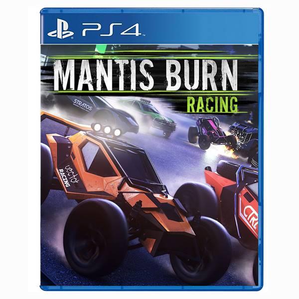 PS4 Mantis Burn Racing // 亞英日文版 // PS4,亞英版,日文,賽車,競速,多人,mantis,burn,racing,連線