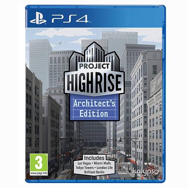 PS4 大廈管理者:建築師版  ※ 簡中英合版 ※   PS4,大廈管理者,建築師,中文版,簡體,經營,模擬