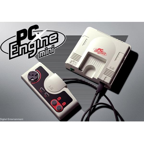 PC Engine mini / 純日版 PC Engine mini,迷你主機,伊蘇 I・II,超級星際戰士,悪魔城 X 血之輪廻,日版,轟炸超人,太空模擬戰