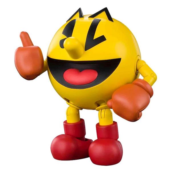 BANDAI S.H.Figuarts Pac-Man 小精靈 /  可動公仔 / 萬代 正版 BANDAI,S.H.Figuarts Pac-Man,小精靈,可動公仔,萬代,,正版