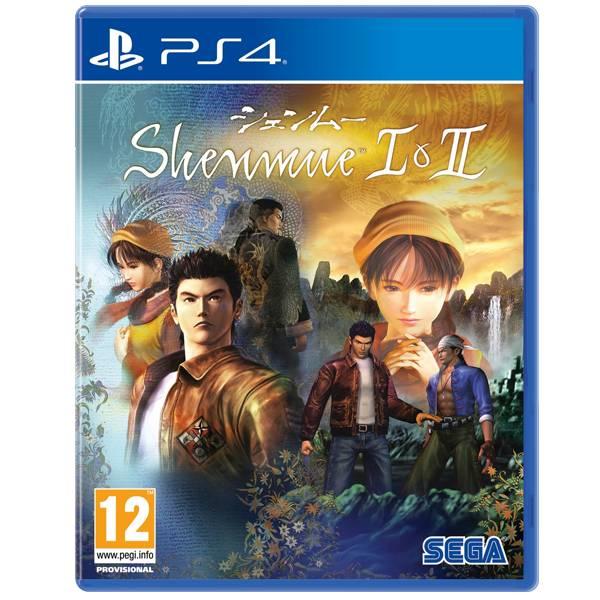 PS4 莎木 I & II  ※ 亞洲中文版 ※  PS4,莎木 I & II,亞洲,中文版,莎木