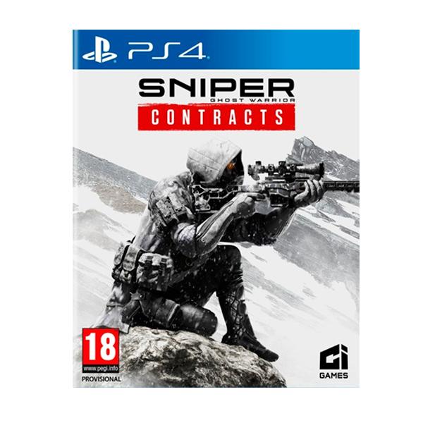 PS4 狙擊之王:幽靈戰士 契約 / 中文版 預購,PS4,射擊,狙擊,中文版,英文版,幽靈,契約,血腥,戰士,暗殺