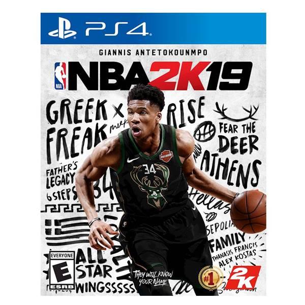 PS4 NBA 2K19 ※ 中文 一般版 ※ 美國職業籃球 2019 PS4,NS,NBA 2K19,中文版,美國職業籃球,NBA,2K19,SWITCH,任天堂