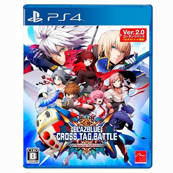 PS4 蒼翼默示錄 Cross Tag Battle 特別版 / 中文版 預購,PS4,NS,蒼翼默示錄 Cross Tag Battle,2D,格鬥,女神異聞錄,夜下降生,特別版