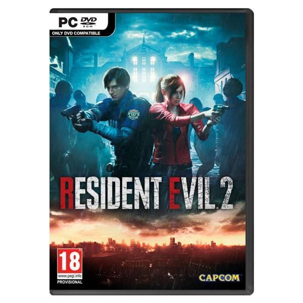 PC 惡靈古堡 2 重製版 // 中文版 // Resident Evil 2 PC,PS4,惡靈古堡 2,重製版,中文版,Resident Evil 2,惡靈古堡,BIO