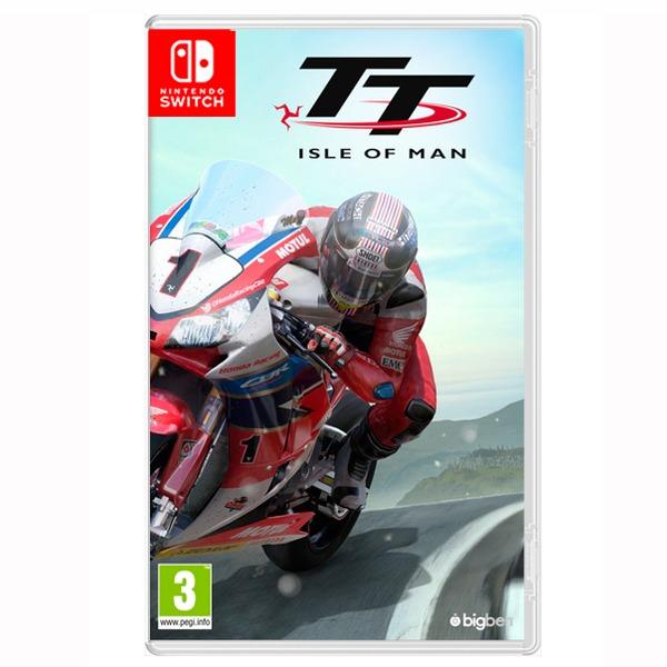 【預購】NS 曼島TT賽 / 英文版 / 預購,NS,曼島,摩托車,TT,重機,競速,TT賽,英文版