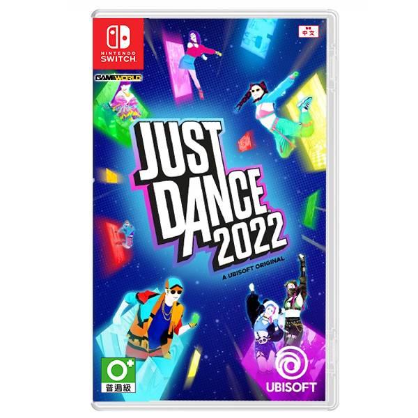 【預購】NS 舞力全開 2022 / 中文 / Just Dance 2022 NS,舞力,全開,just,dance,2021,2022,節奏,音樂,舞蹈,歌曲