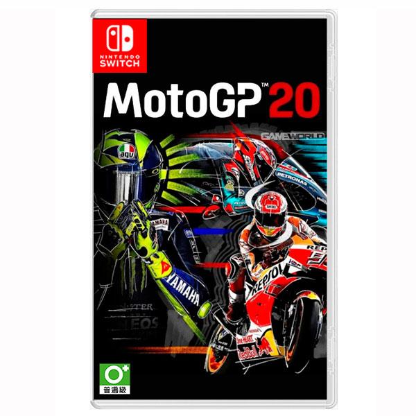 【預購】NS MotoGP 20 世界摩托車錦標賽 20 / 英文版 預購,PS4,NS,MOTOGP,MOTOGP20,世界摩托車錦標賽 20,摩托車,競速,二輪,英文版