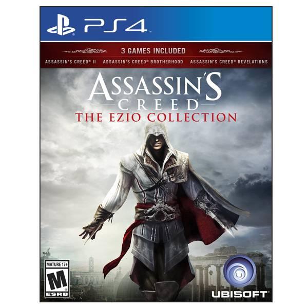 【二手】PS4 刺客教條 埃齊歐合輯 // 中文版  // 三部曲 Assassin's Creed 2手,二手,中古,寄賣,PS4,刺客教條,埃齊歐合輯,中文版,三部曲,Assassin's,Creed,The Ezio Collection