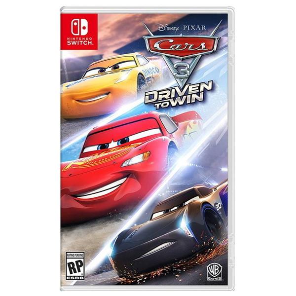 NS 汽車總動員 3:全力取勝*中文版*Cars 3: Driven to Win NS,汽車總動員,全力取勝,中文版,Cars 3,Driven to Win,SWITCH