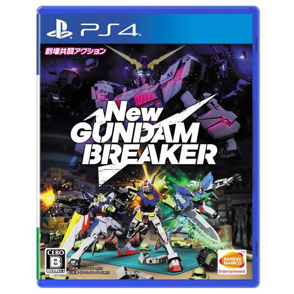 PS4 新 鋼彈創壞者 ※中文版※ New GUNDAM BREAKER PS4,新 鋼彈創壞者,中文版,New GUNDAM BREAKER,鋼彈創壞者,GUNDAM,BREAKER,破壞者