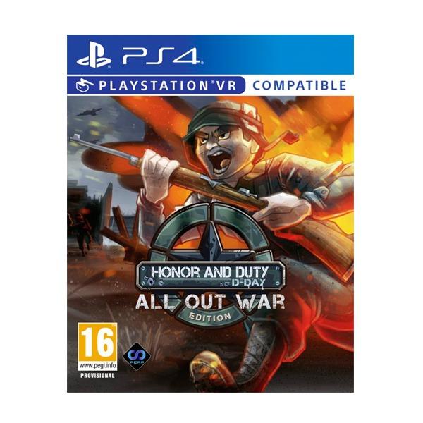PS4 榮譽戰場 全力以赴版 / 英文版 / VR 預購,PS4,VR,英文版,榮譽戰場,射擊,第二次世界大戰,全力以赴,遠距離,虛擬實境
