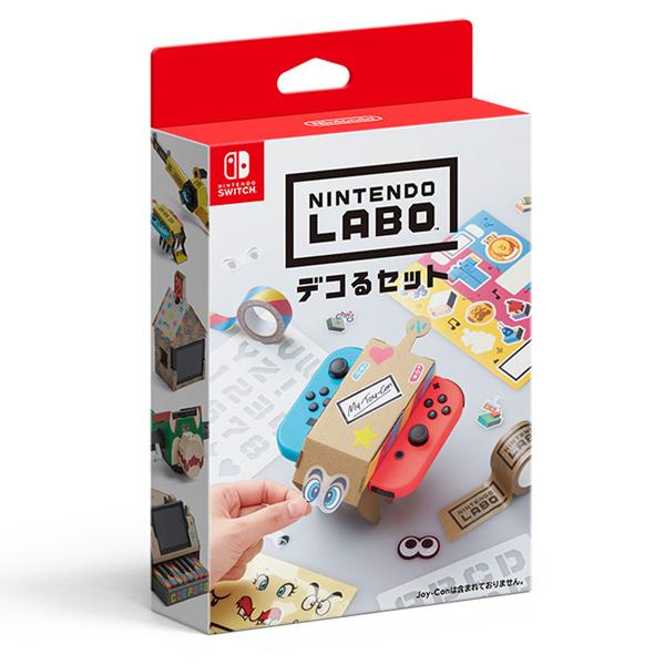 Nintendo Labo 裝飾套件組 NS ※ 日本版 ※ Nintendo Switch NS,LABO,膠帶,任天堂,裝飾套件組,Toy-con,Nintendo Switch,NINTENDO LABO,NINTENDO,NINTENDO LABO
